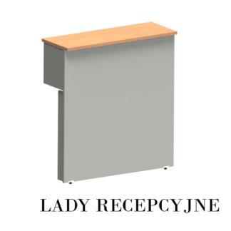 LADY RECEPCYJNE