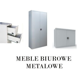 MEBLE BIUROWE METALOWE