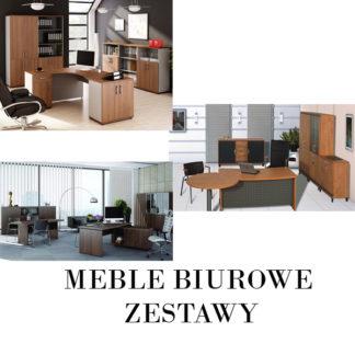 MEBLE BIUROWE ZESTAWY