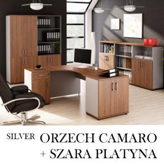 Silver Orzech Camaro + Szara Platyna